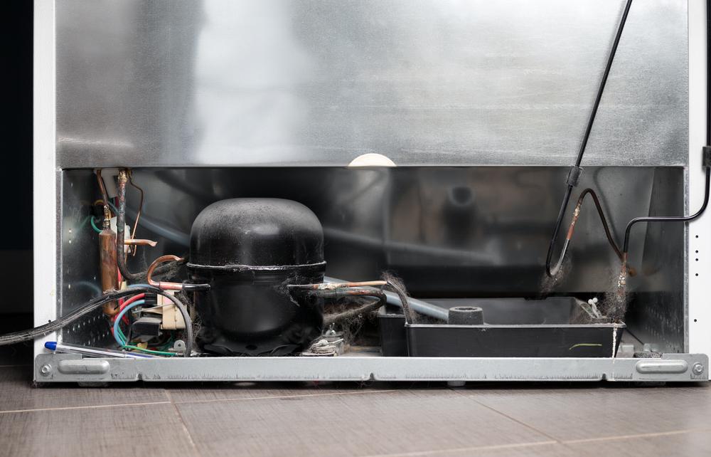 condensateur-refrigerateur