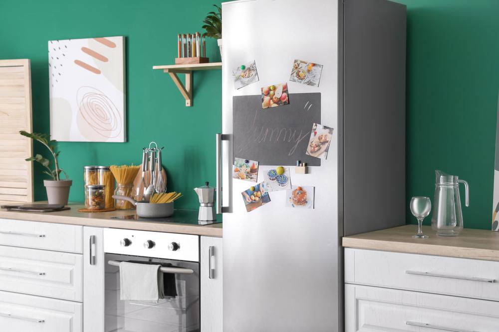 réfrigérateur-cuisine